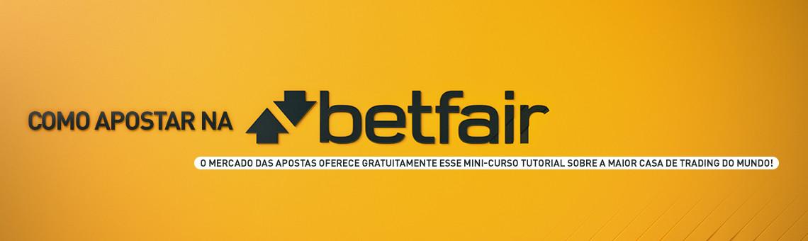 Guia: Apostar na Betfair