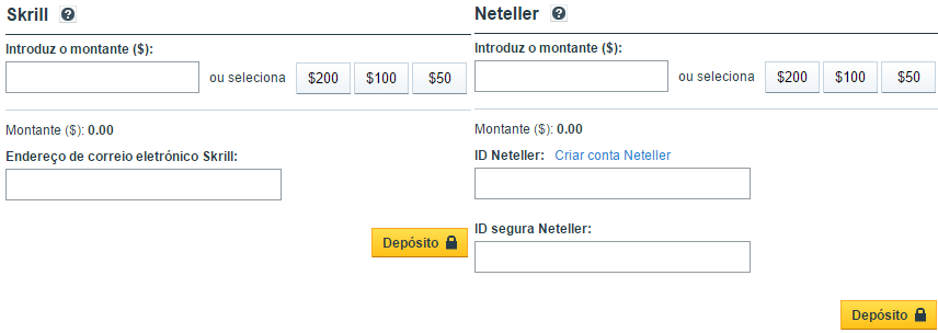 Betfair Skrill e Neteller