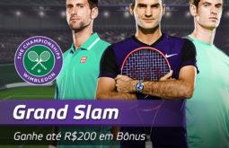 Wimbledon – Ganhe até R$ 200 em bônus