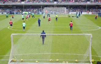 Como aproveitar diferentes momentos de um jogo de futebol