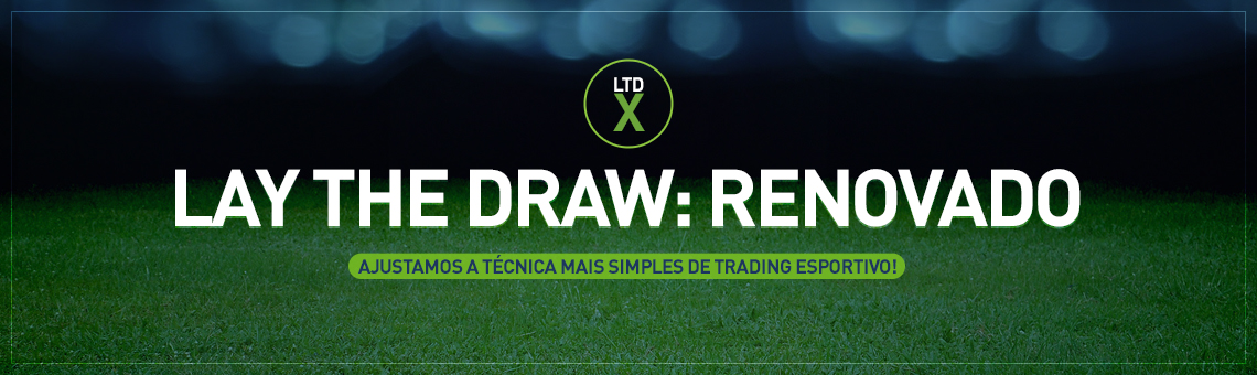 Lay the draw & correct score trading strategy