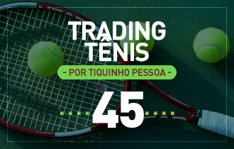 Trading Tênis – US Open – 29/08/2017