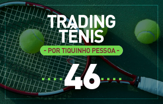 Trading Tênis – US Open – 30/08/2017