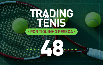 Trading Tênis – US Open – 01/09/2017