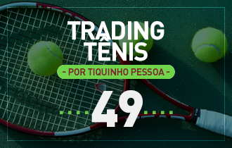 Trading Tênis – US Open – 02/09/2017