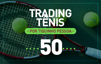 Trading Tênis – 24/10/2017